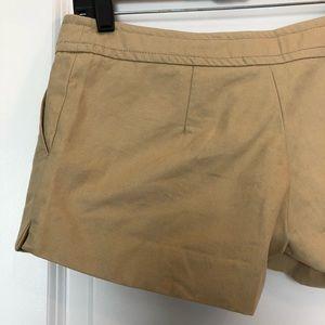 Coach Shorts - COACH Khaki Shorts Sz 0 or 00